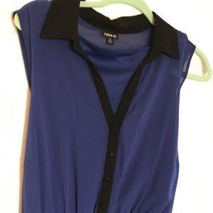NWOT Torrid Belted Dress